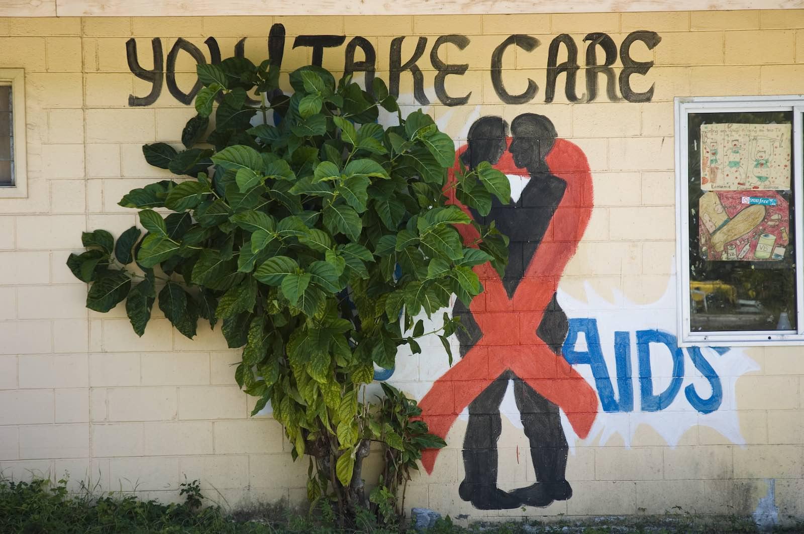 Public health warnings in Nauru (DFAT/Flickr)