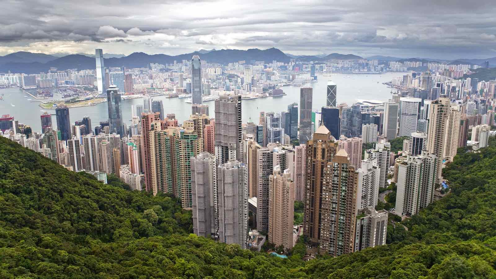 Hong Kong panorama (Photo: ¡kuba!/Flickr)