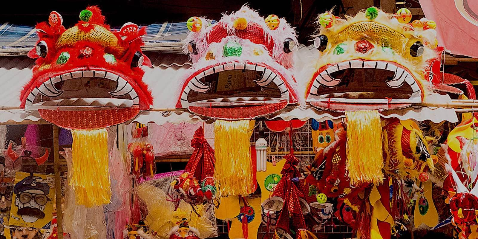Mid-autumn festival preparations, Hanoi, Vietnam (Photo: Greg Willis/Flickr)