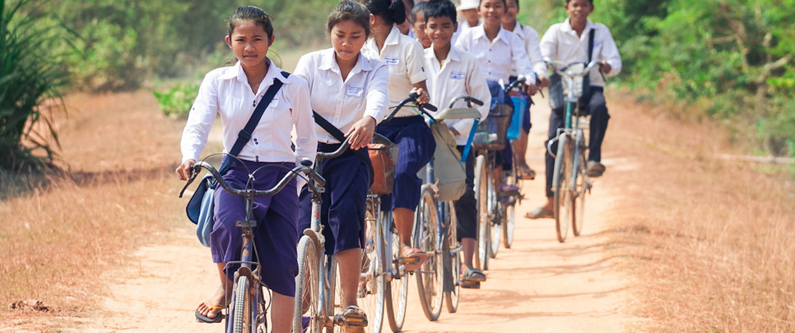 Acknowledging the wrongs of the past has meant finding ways to engage with Cambodia's youth (Photo: Beneath the Sun/ Flickr)