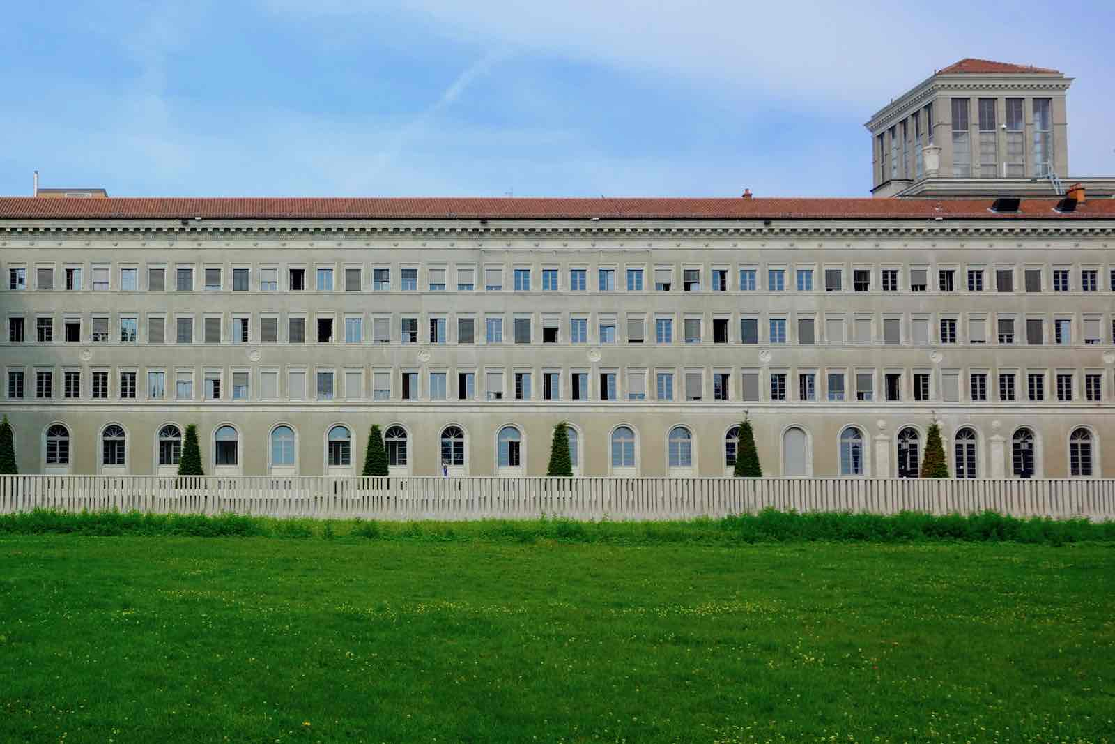 WTO headquarters in Geneva (Photo: Nicolas Nova/Flickr)