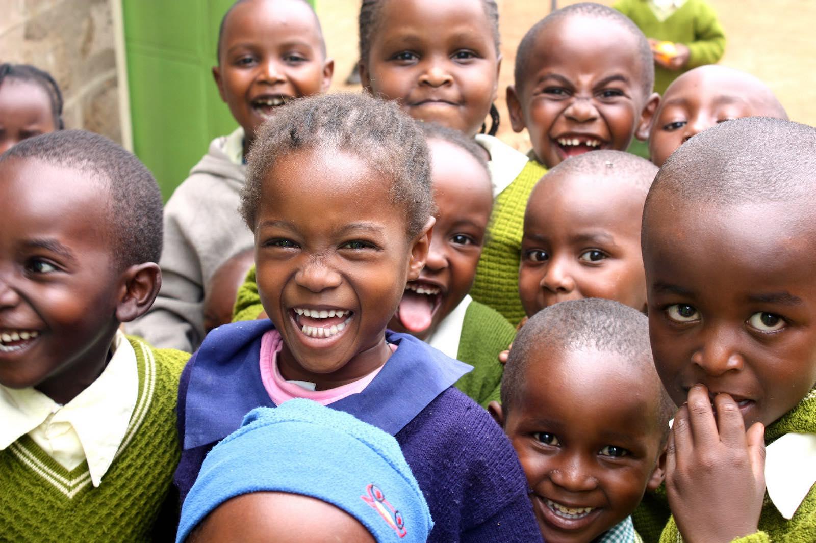 School children in Kenya (Photo: SIM USA/Flickr)