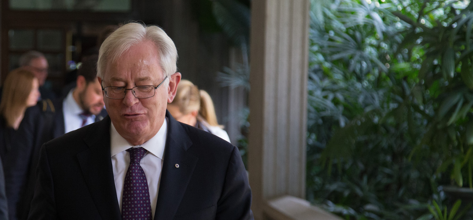 Andrew Robb (Photo: Australian Business Week/ Flickr)
