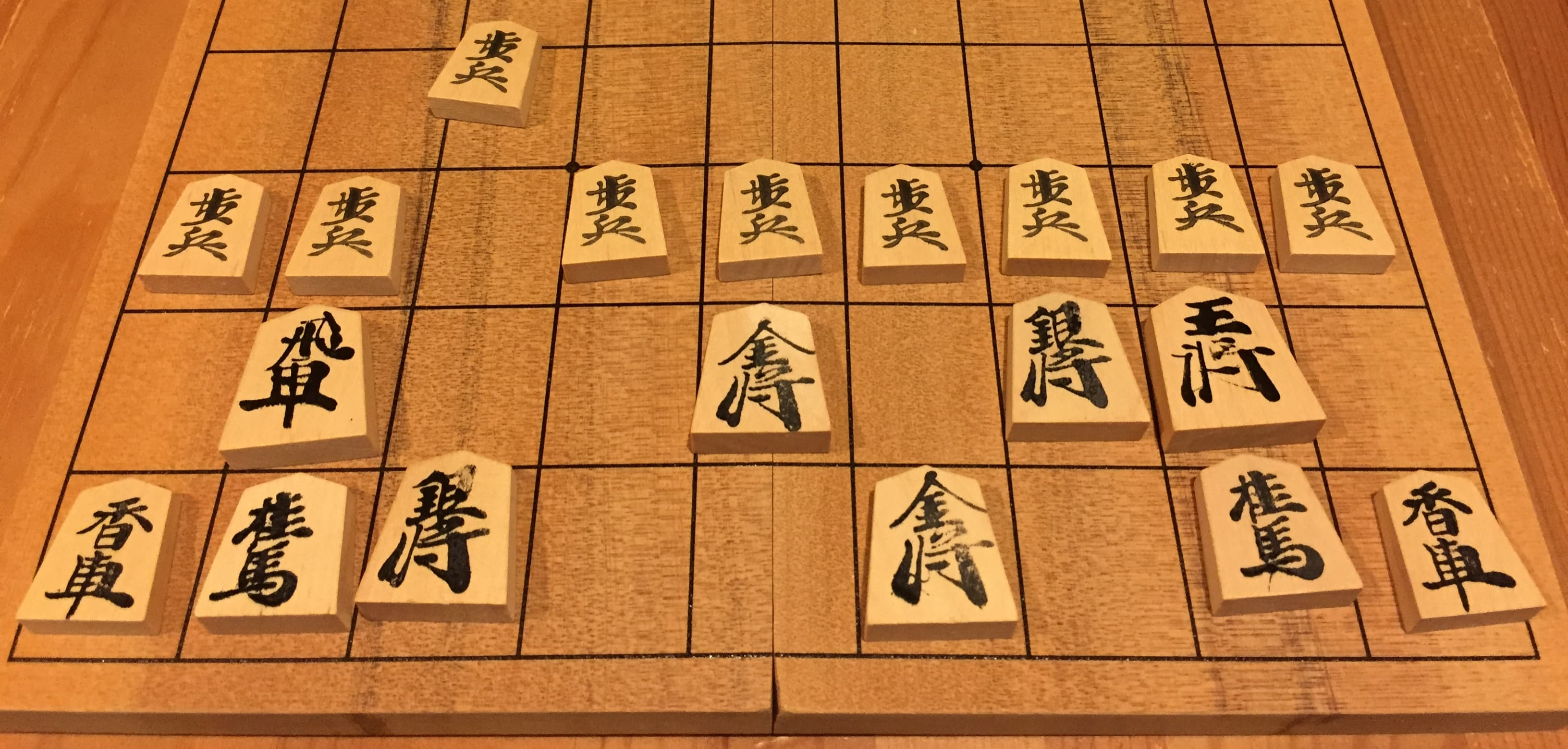 Shogi, or Japanese chess (Photo: geraldford/Flickr)