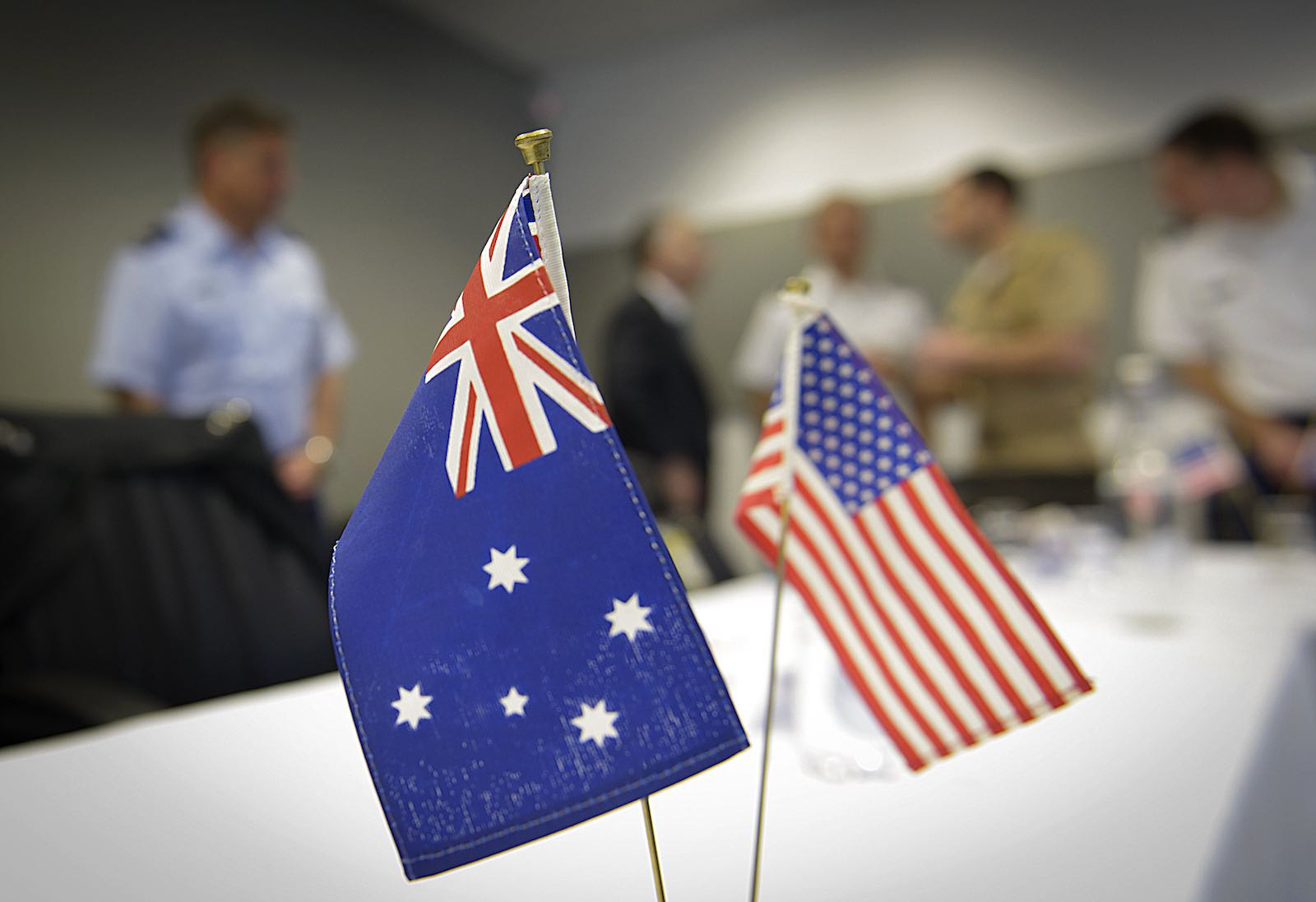 Washington needs Australia to be a leader in strategic thinking about the Indo-Pacific region (Photo: Chairman of the Joint Chiefs of Staff/Flickr)