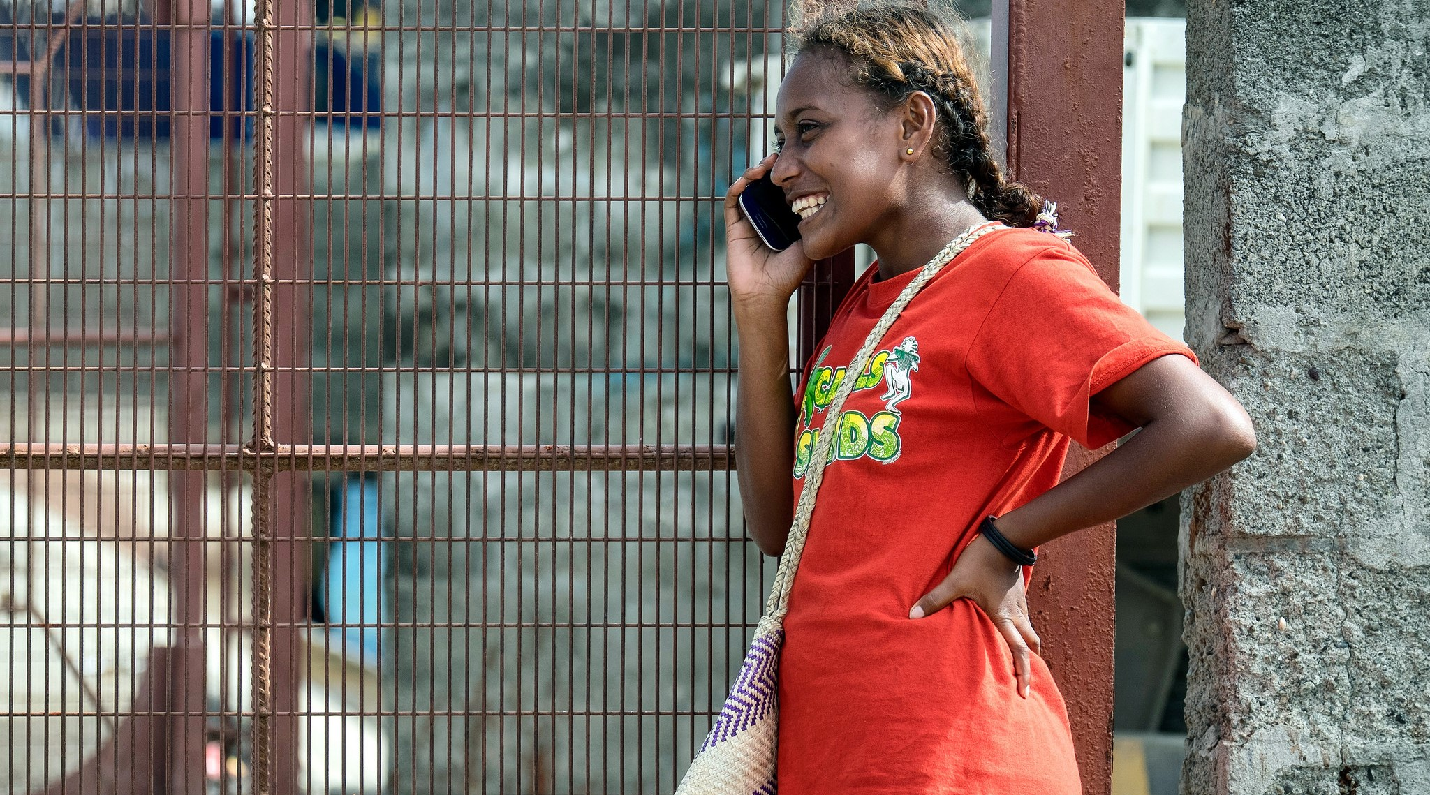Telecommunication is unreliable across the Pacific (Photo: Asian Development Bank/Flickr)