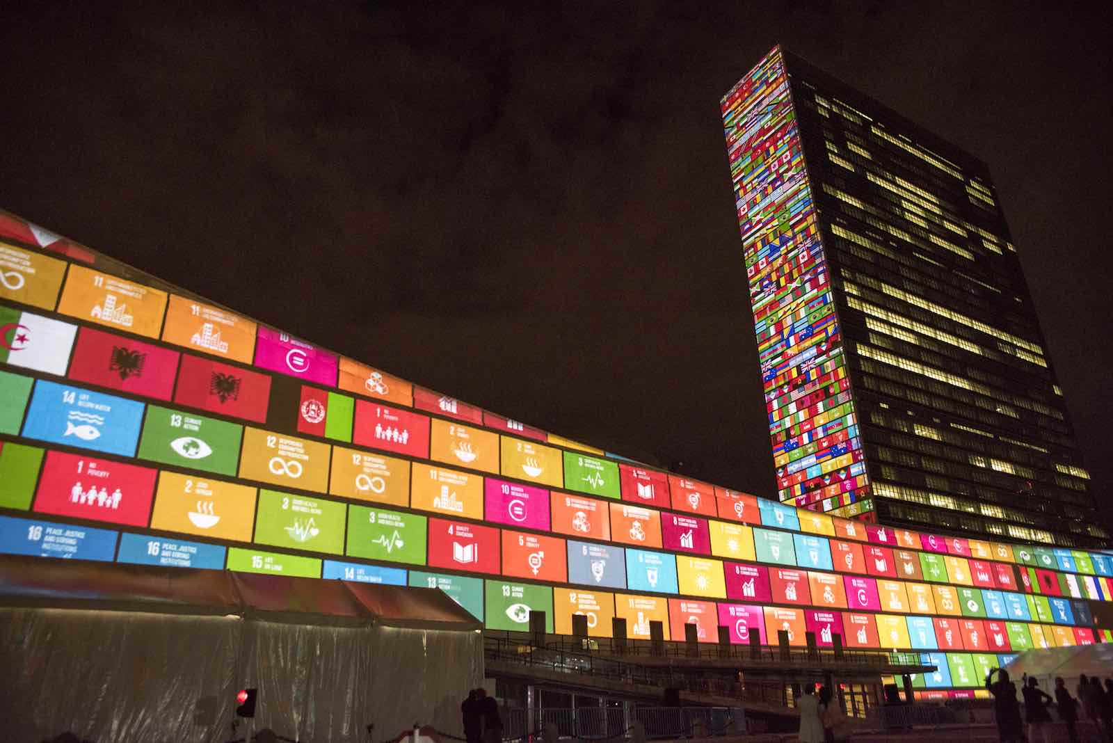 The Sustainable Development Goals require an estimated $42 trillion in infrastructure investment by 2030 (Photo: United Nations Photo/Flickr)