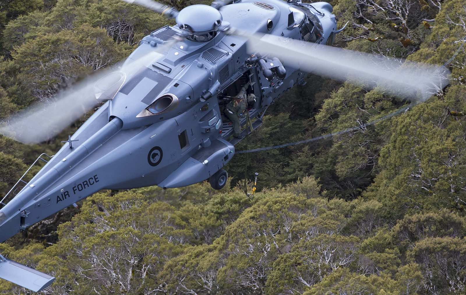 Photo: New Zealand Defence Force/Flickr