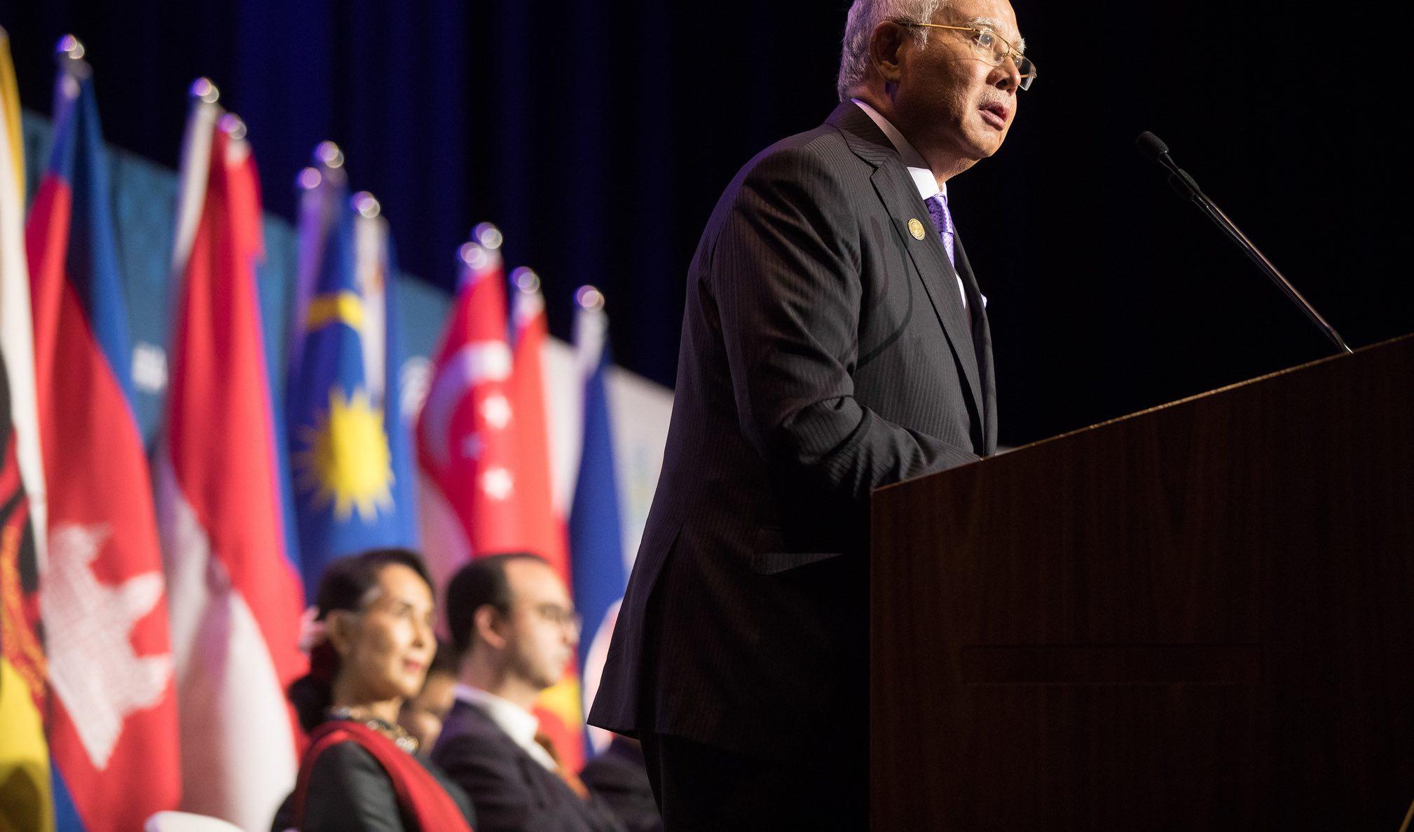 Malaysia's Prime Minister Najib Razak (Photo: ASEAN-Australia Special Summit 2018/Flickr)