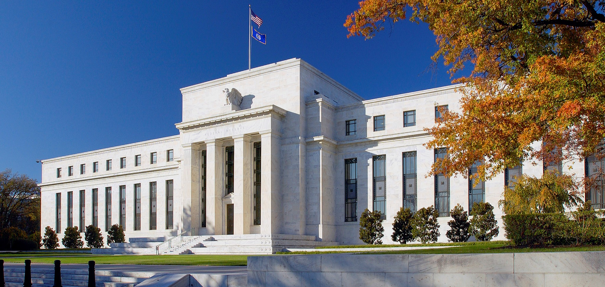 The Marriner S. Eccles Federal Reserve Board Building (Photo: Flickr/Federalreserve)