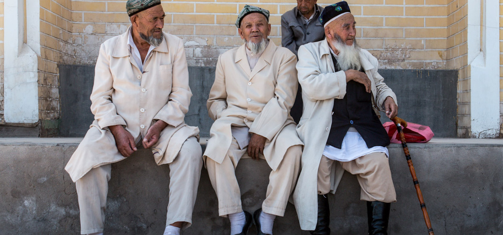 Since 2017, over a million Uighurs and other Turkic Muslims have been interned in what experts are now calling concentration camps. (Photo: Carsten ten Brink/ Flickr)