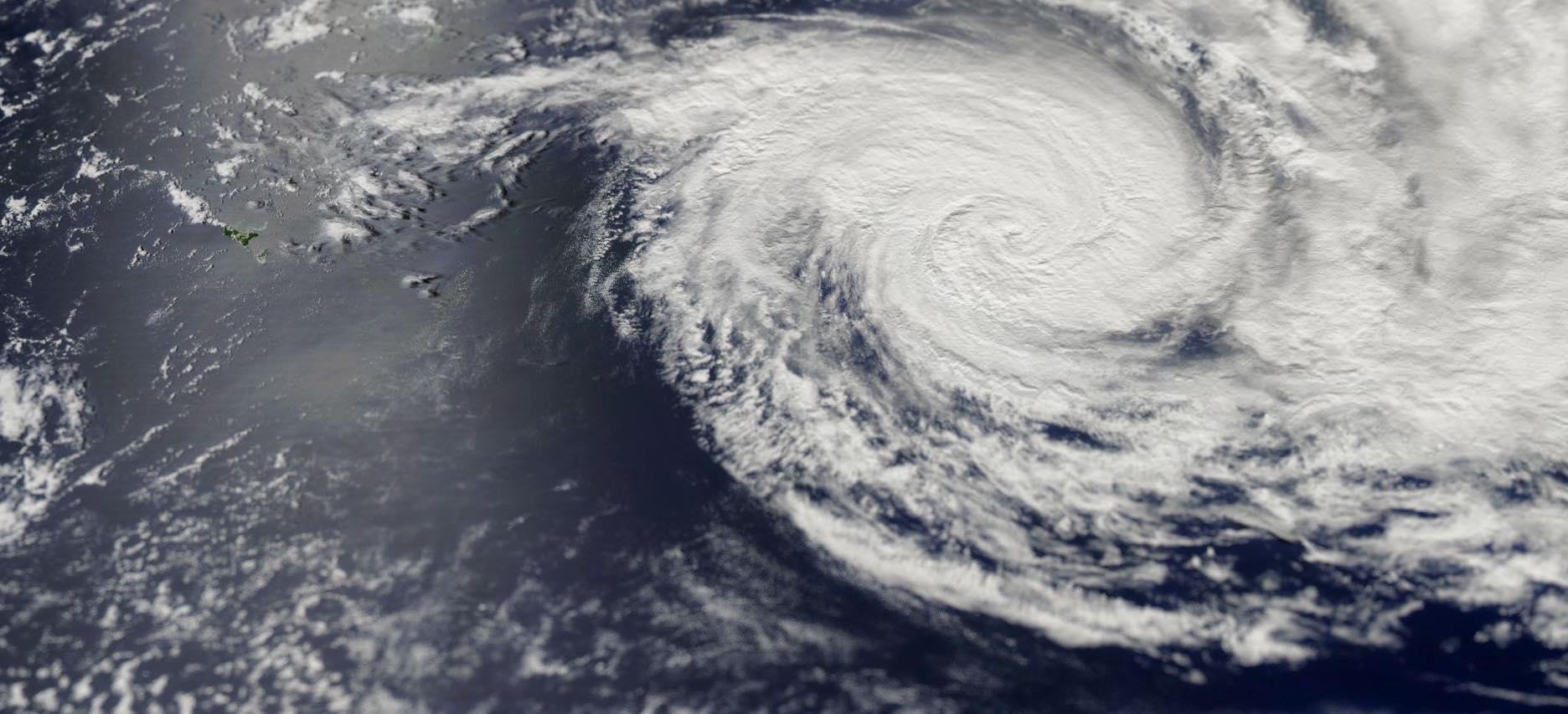 Tropical Cyclone Gita, 11 February 2018 (Photo: Antti Lipponen/Flickr)