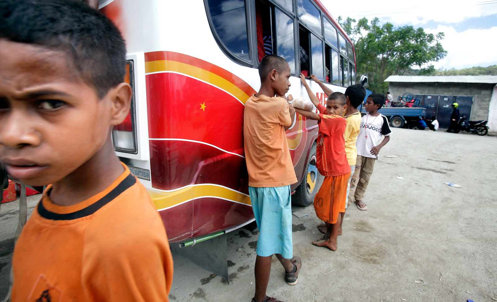 Seventy per cent of Timor-Leste's population is under age 30 (Photo: Asian Development Bank/Flickr)