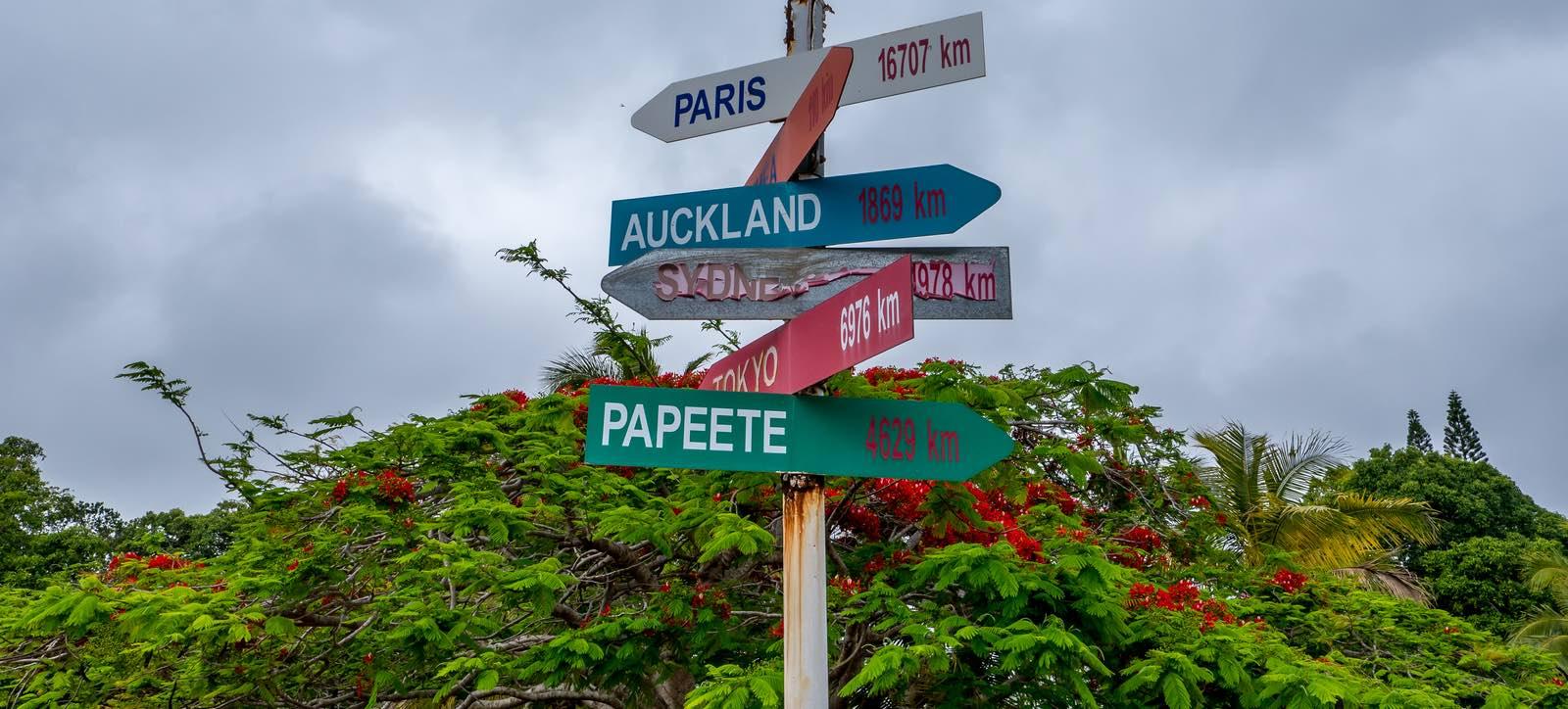 Nouméa, New Caledonia (Photo: jean-paul beaudeau/Flickr)