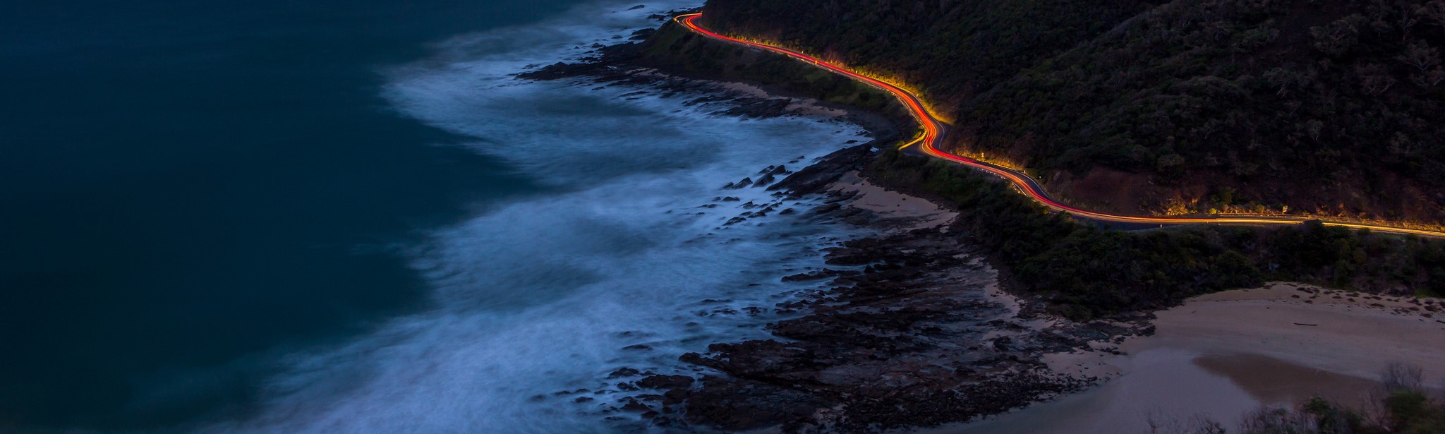 The Great Ocean Road, Australia (Photo: Michael Sanders/Flickr)