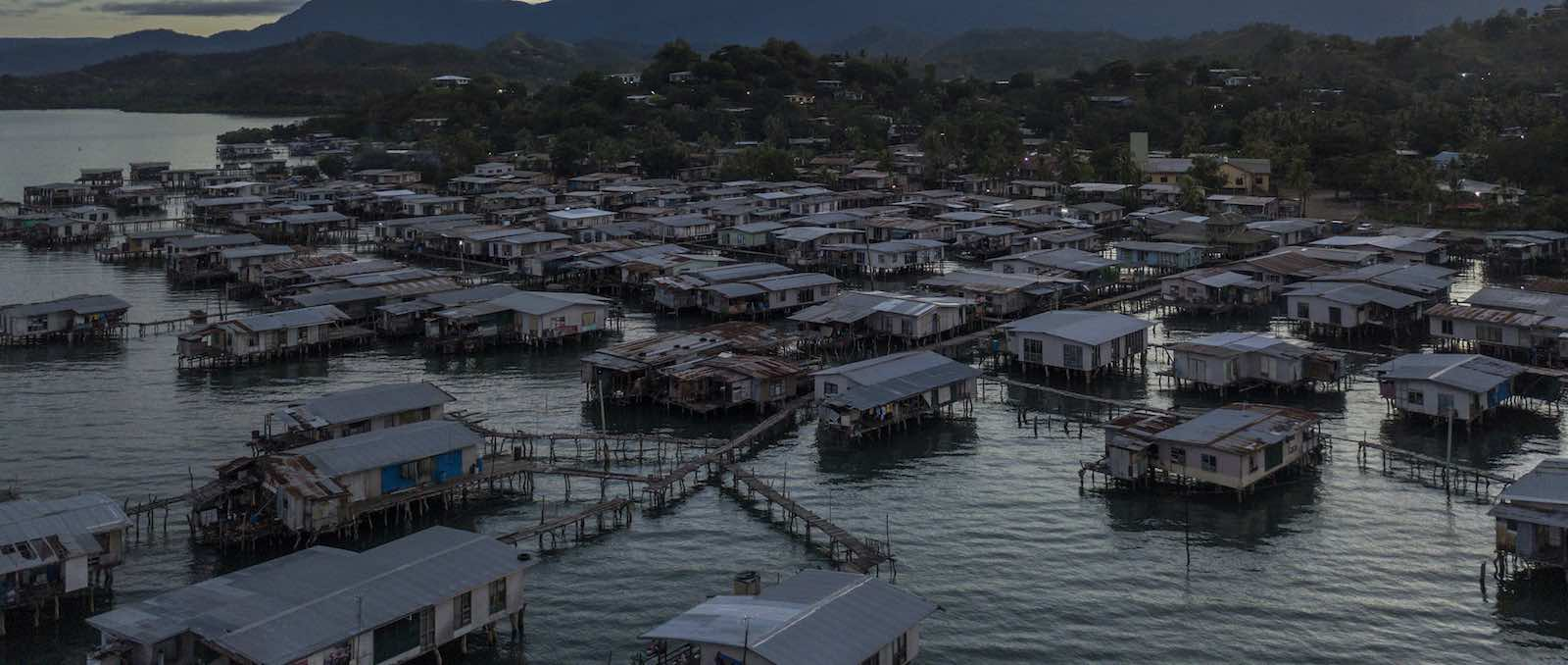 Tubusereia fishing village, Central Province, PNG (Photo: Asian Development Bank/Flickr)