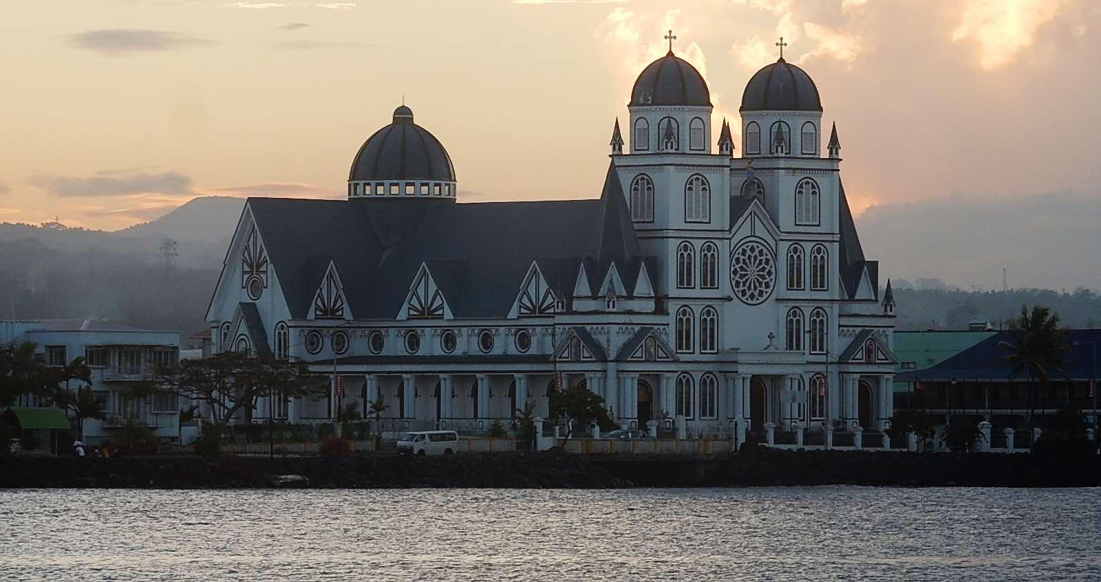 Apia, Samoa (Photo: Michael Coghlan/Flickr)