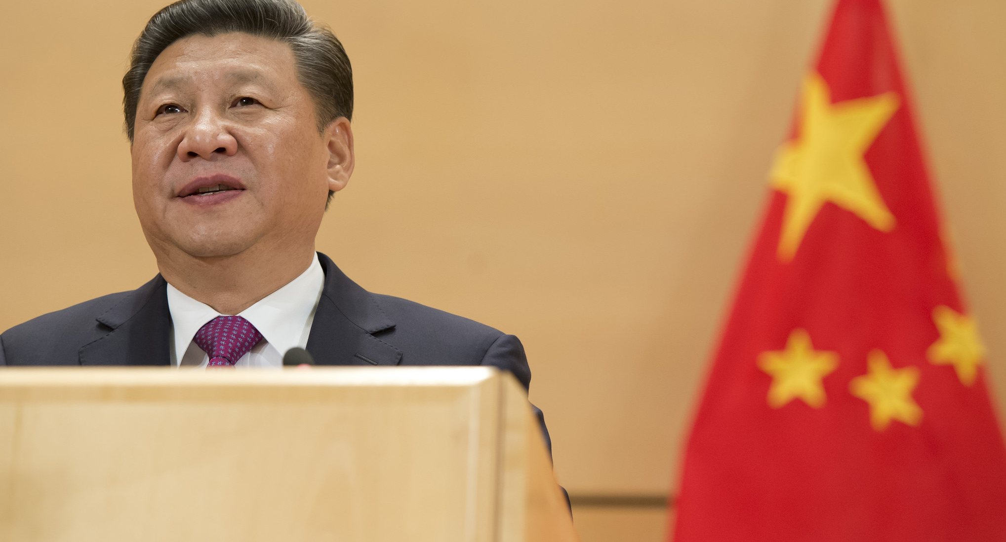 China's Xi Jinping (Photo: UNGeneva/Flickr)
