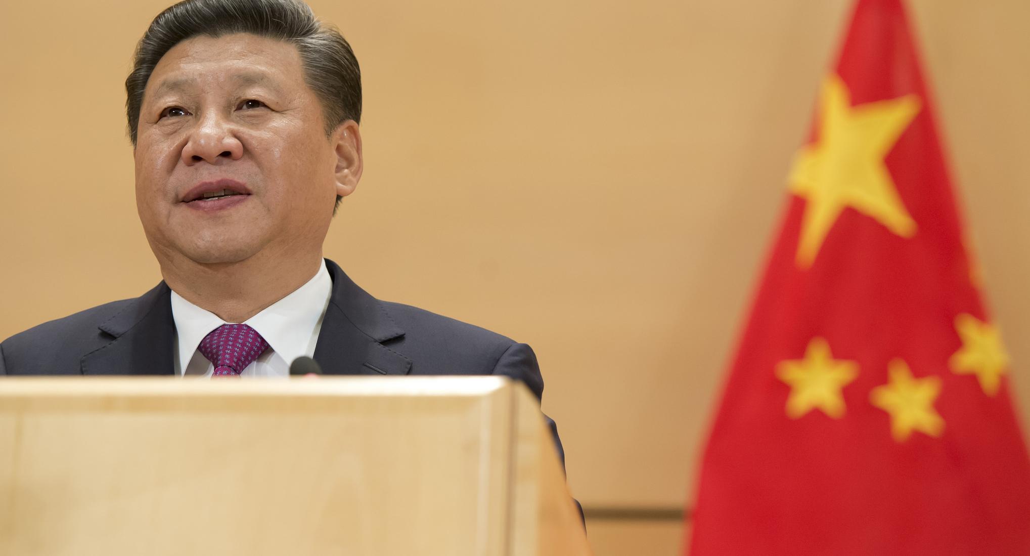 China's Xi Jinping (Photo: UNGeneva/Flickr)