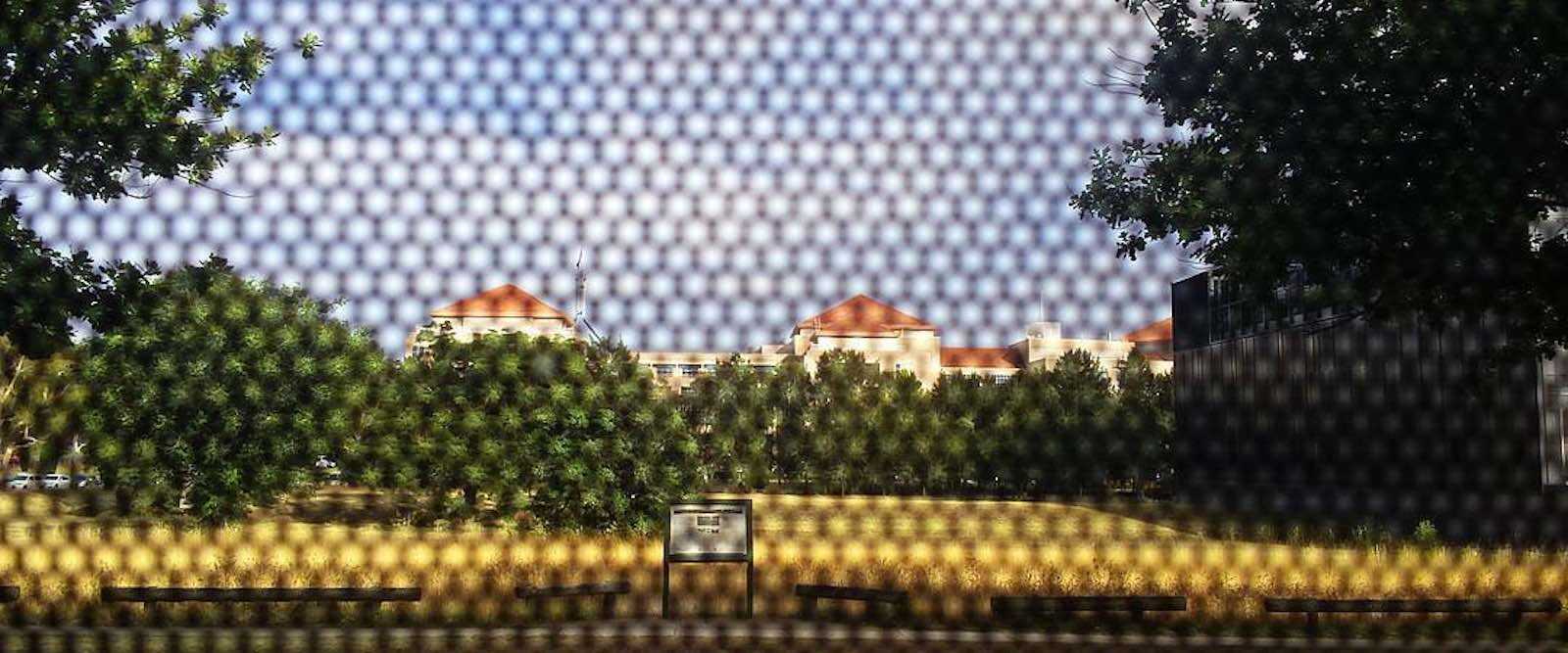 Sometimes it can be how you view the world, or what gets in the way: The R G Casey Building, which houses the Department of Foreign Affairs and Trade, Canberra (Kate Bunker/Flickr)