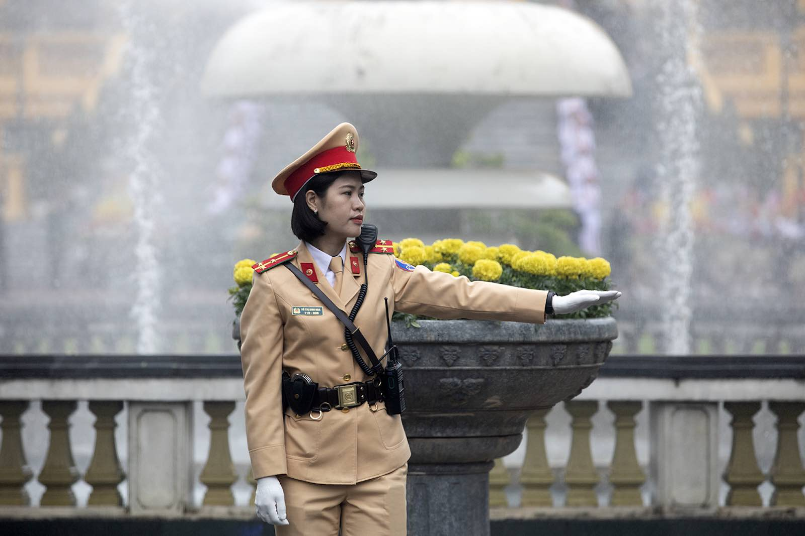 Women's employment in Vietnam's security sector is limited and affects the state's ability to respond to women's security needs (Photo: White House/Flickr)