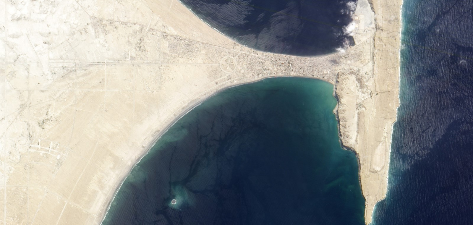Gwadar, Pakistan, March 2017 (Photo: Flickr/NASA)