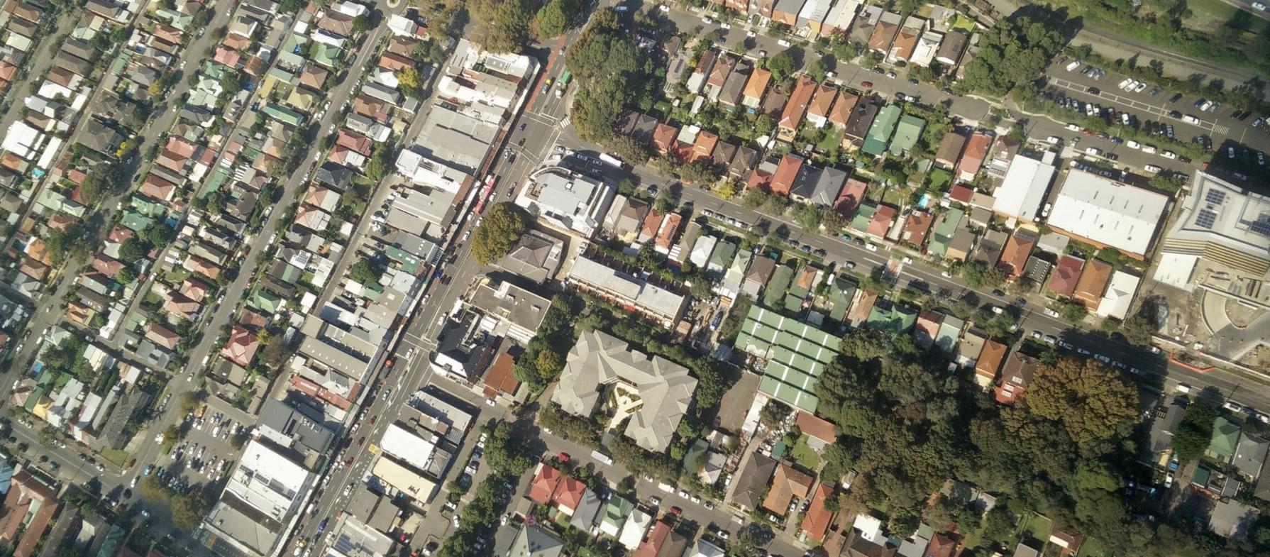 A suburb of Sydney, April 2017 (Photo: Flickr/Andrew Harvey)