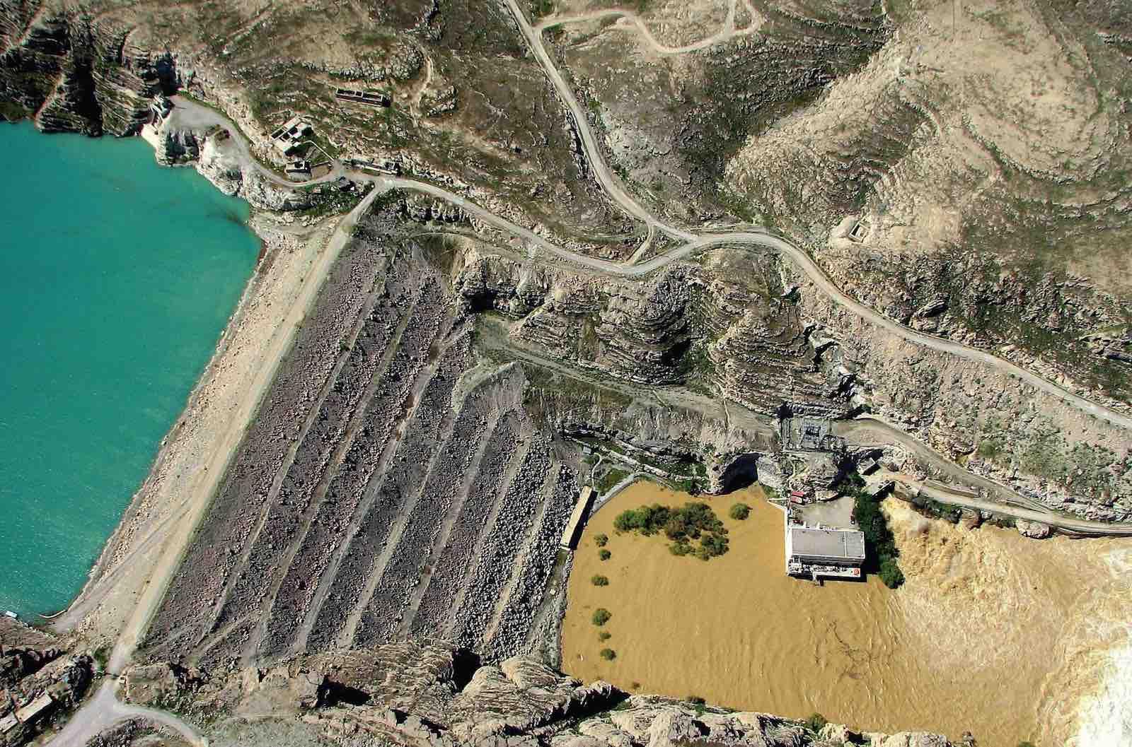 Kajaki Dam in Helmand Province, Afghanistan (Photo: Special IG for Afghanistan Reconstruction/Flickr)