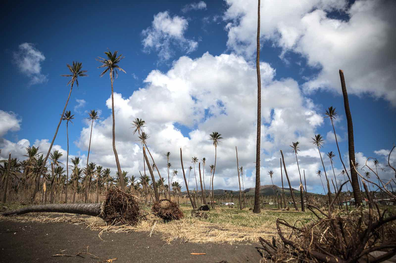 Aftermath of Cyclone Winston, Fiji, 2016 (Photo: GFDRR/World Bank DRM/Flickr)