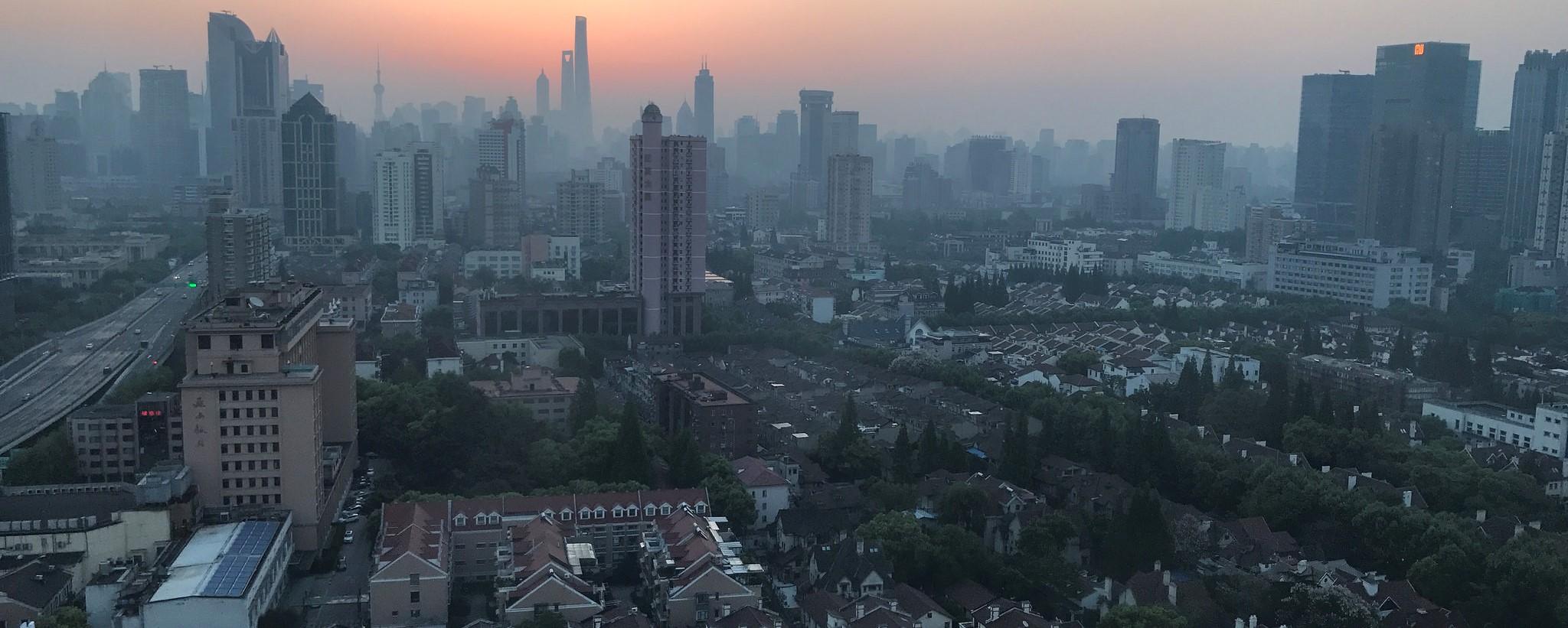 Shanghai, April 2017 (Photo: Julie Lee/Flickr)