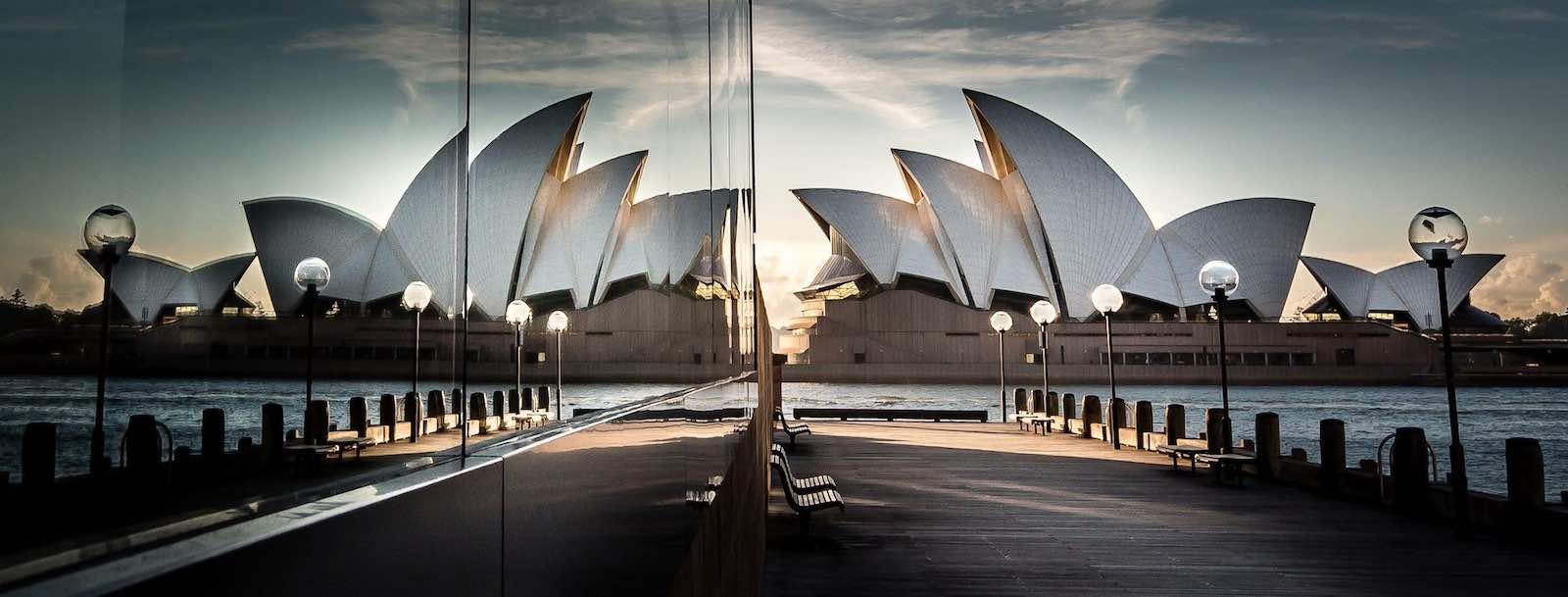 Sydney Opera House (Photo: Martin Snicer/Flickr)
