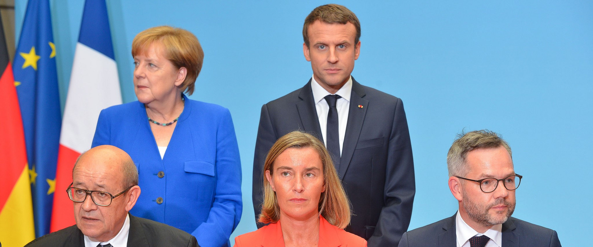 France's President Emmanuel Macron, July 2017 (Photo: Flickr/European External Action Service)