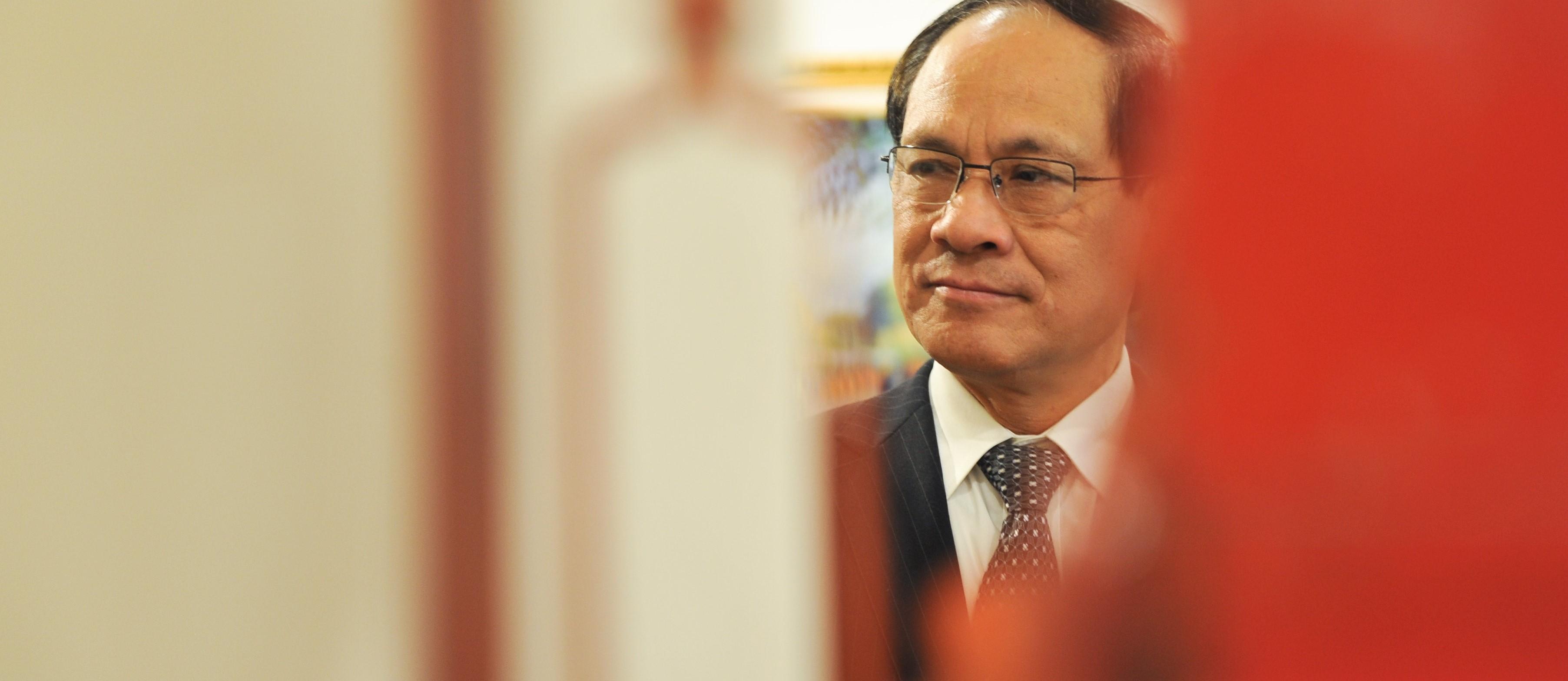 ASEAN Secretary General Lê Lương Minh, July 2017 (Photo: Flickr/ASEAN Secretariat)