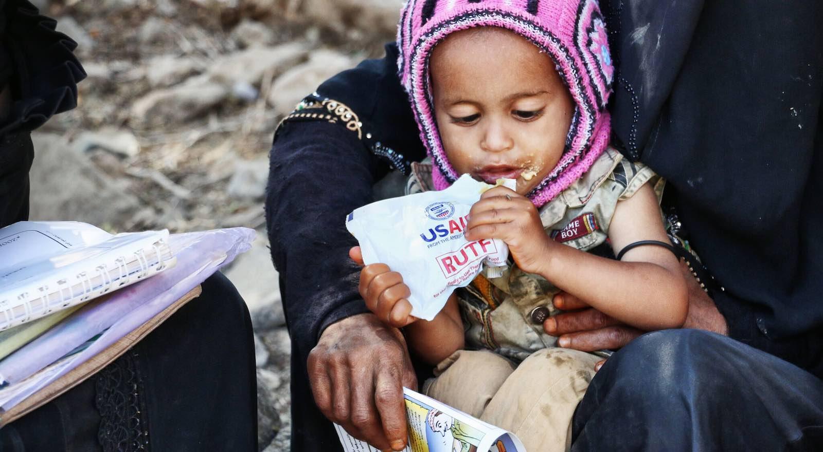 Photo: USAid UNICEF/Flickr