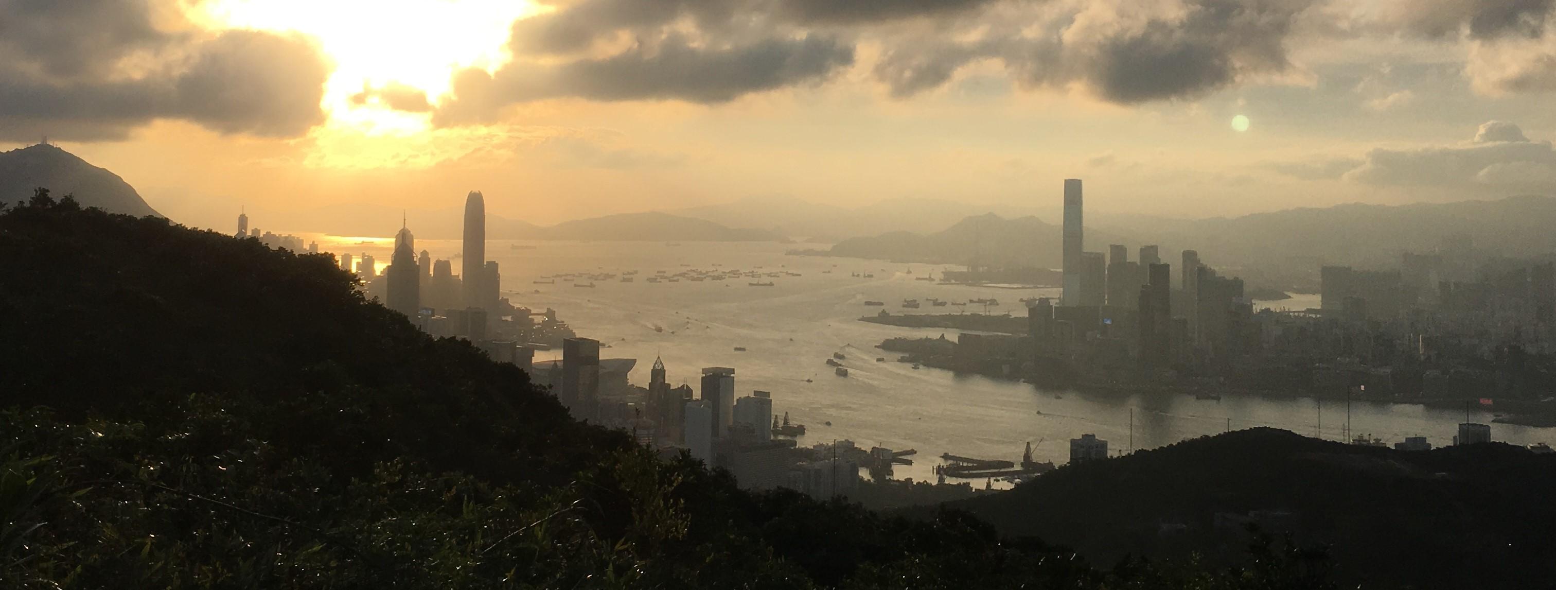 Hong Kong, August 2017 (Photo: David Woo/Flickr)