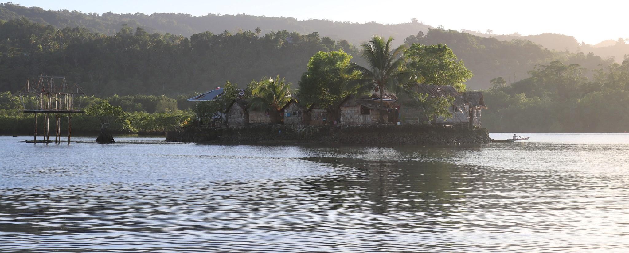 Langalanga lagoon, Solomon Islands, October 2017 (Photo: Caitlin Clifford/UN Women/Flickr)