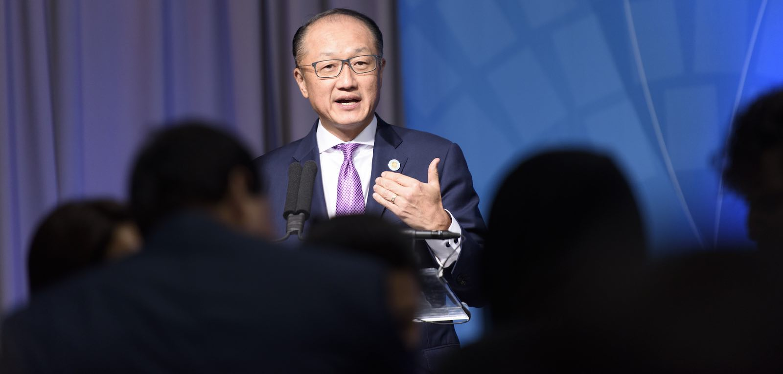 """The unexpected resignation of World Bank President Jim Yong Kim might see Donald Trump turn to the """"swamp"""" (Photo: World Bank/Flickr)"""