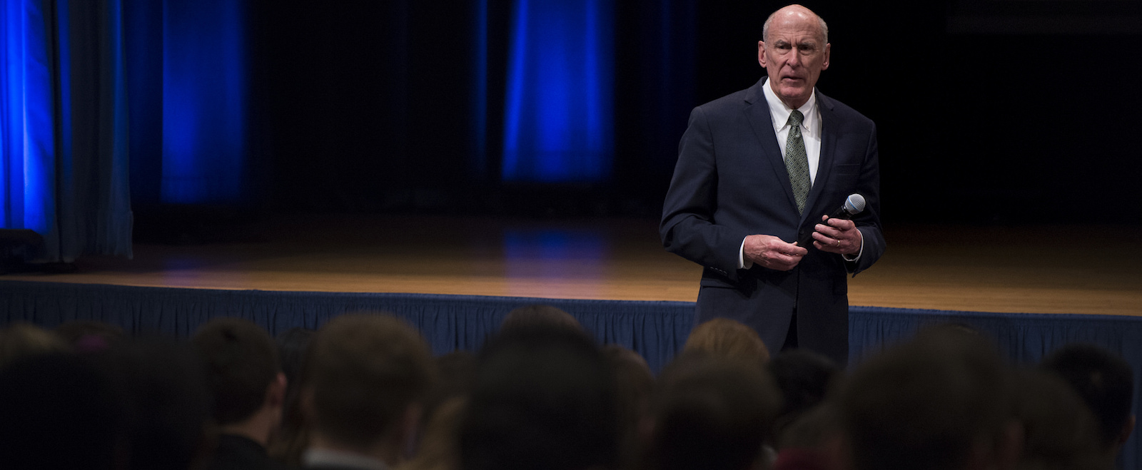 US Director of National Intelligence Daniel Coats (Photo: Acting Secretary of Defense/ Flickr)