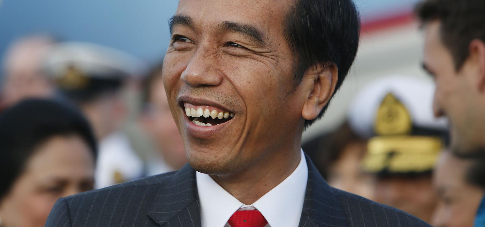 Indonesian President Joko Widodo in Sydney in March (Photo: aseaninaus/Flickr)