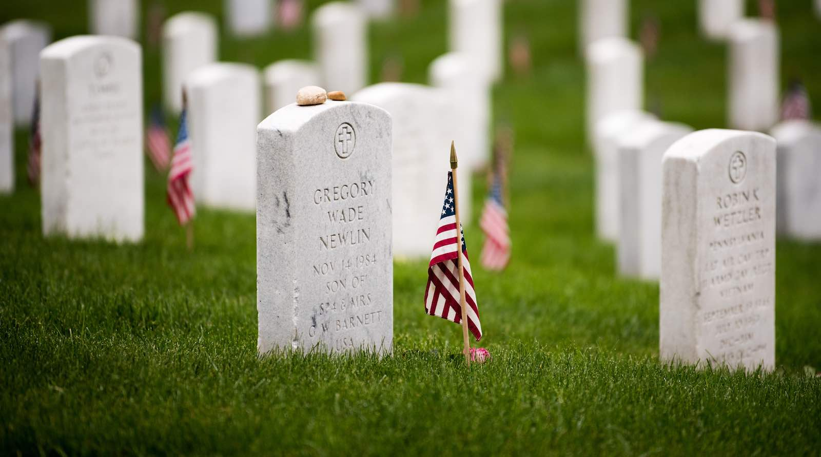 Arlington National Cemetery, United States (Photo: James N. Mattis/Flickr)