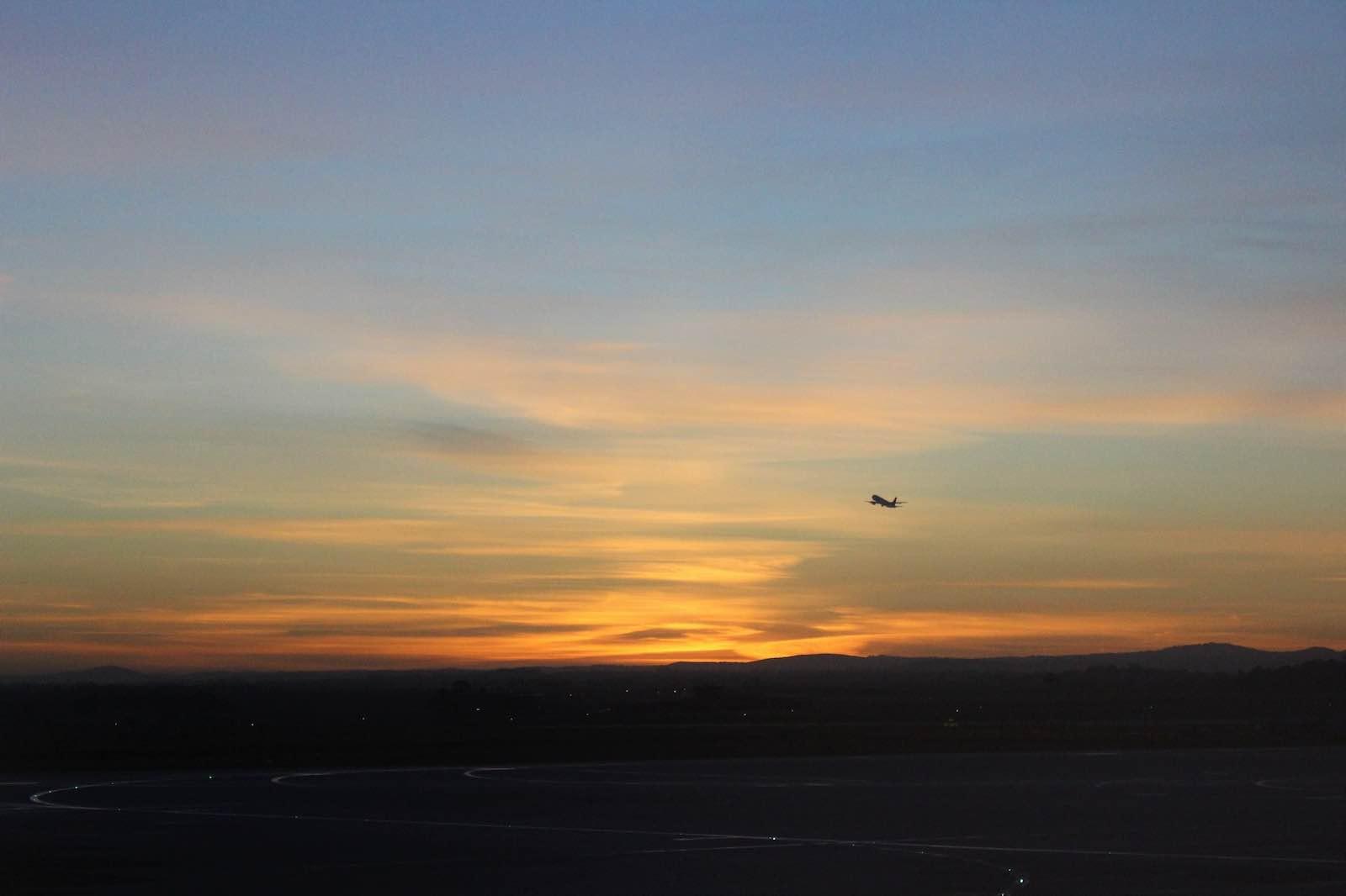 Departing Melbourne (Philip Mallis/Flickr)