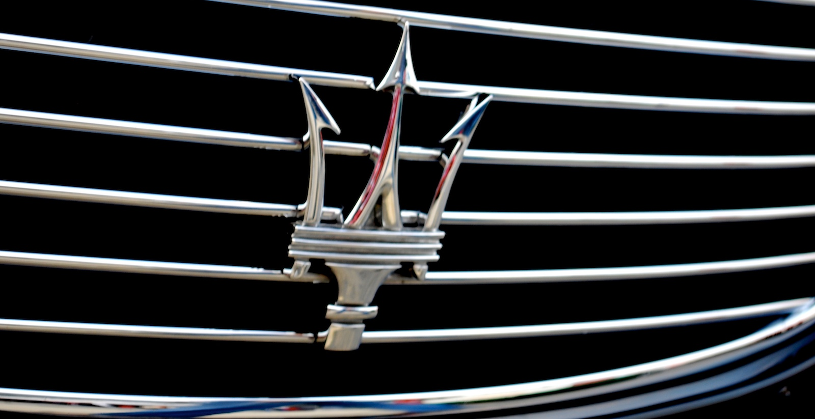 Maserati Trident (Photo: Ángel Álvarez/ Flickr)