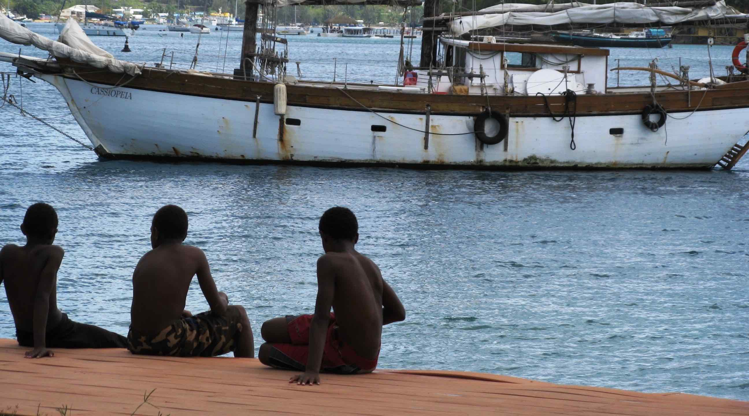 Port Villa, Vanuatu (Photo: Katia de la Luz/Flickr)