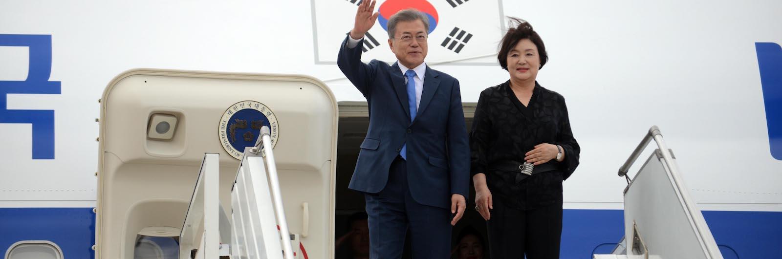 President of South Korea Moon Jae-in (Photo: G20 Argentina/ Flickr)