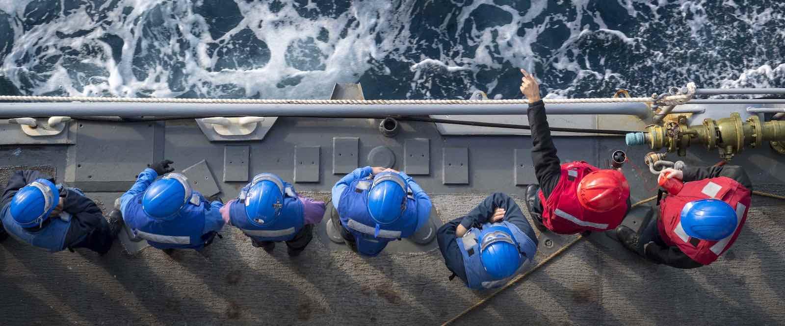 Photo: US Navy/Flickr