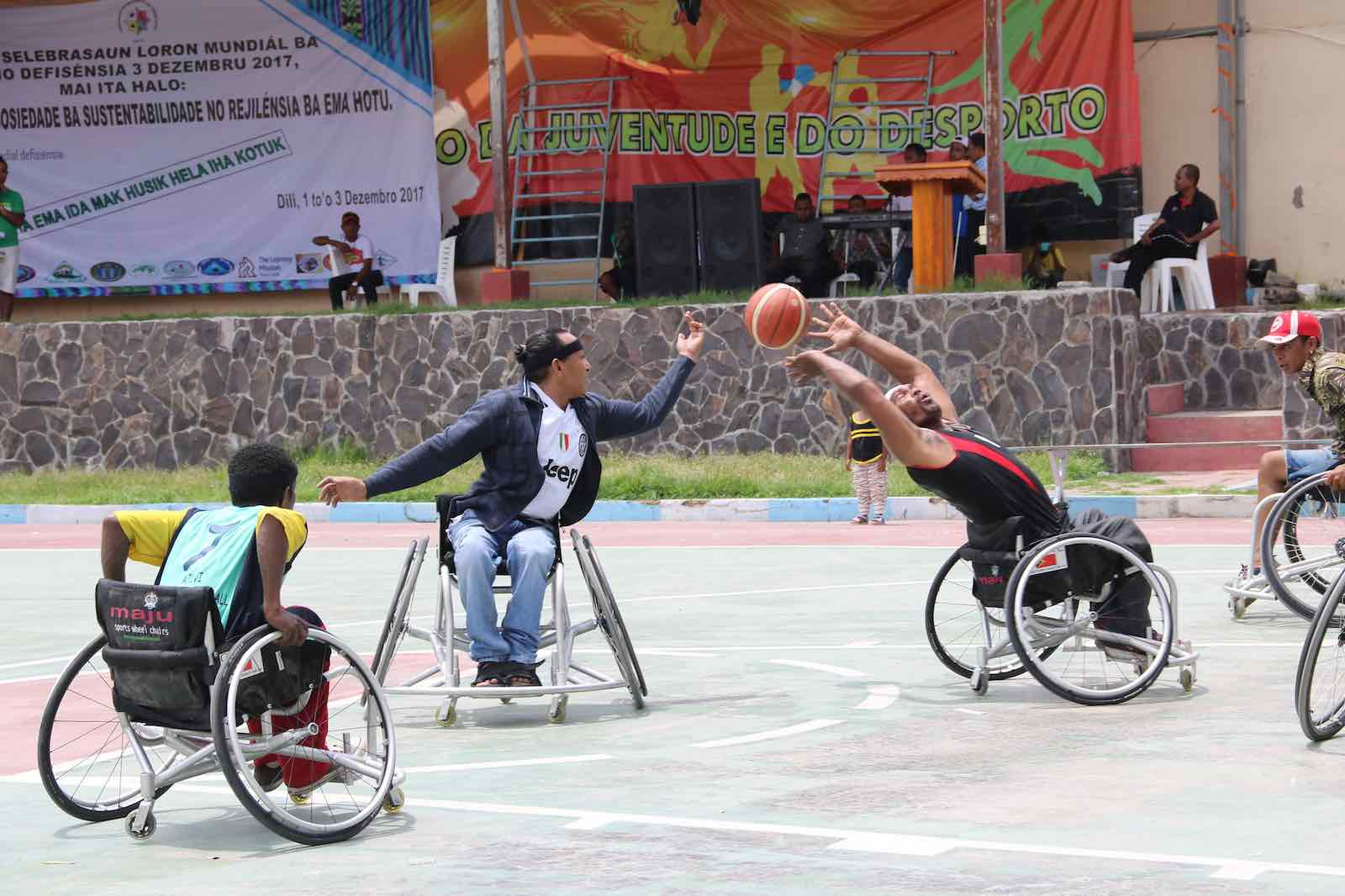 A DFAT-sponsored event in Timor-Leste to promote the rights of persons with disability, Dili, July 2017 (Department of Foreign Affairs and Trade/Flickr)