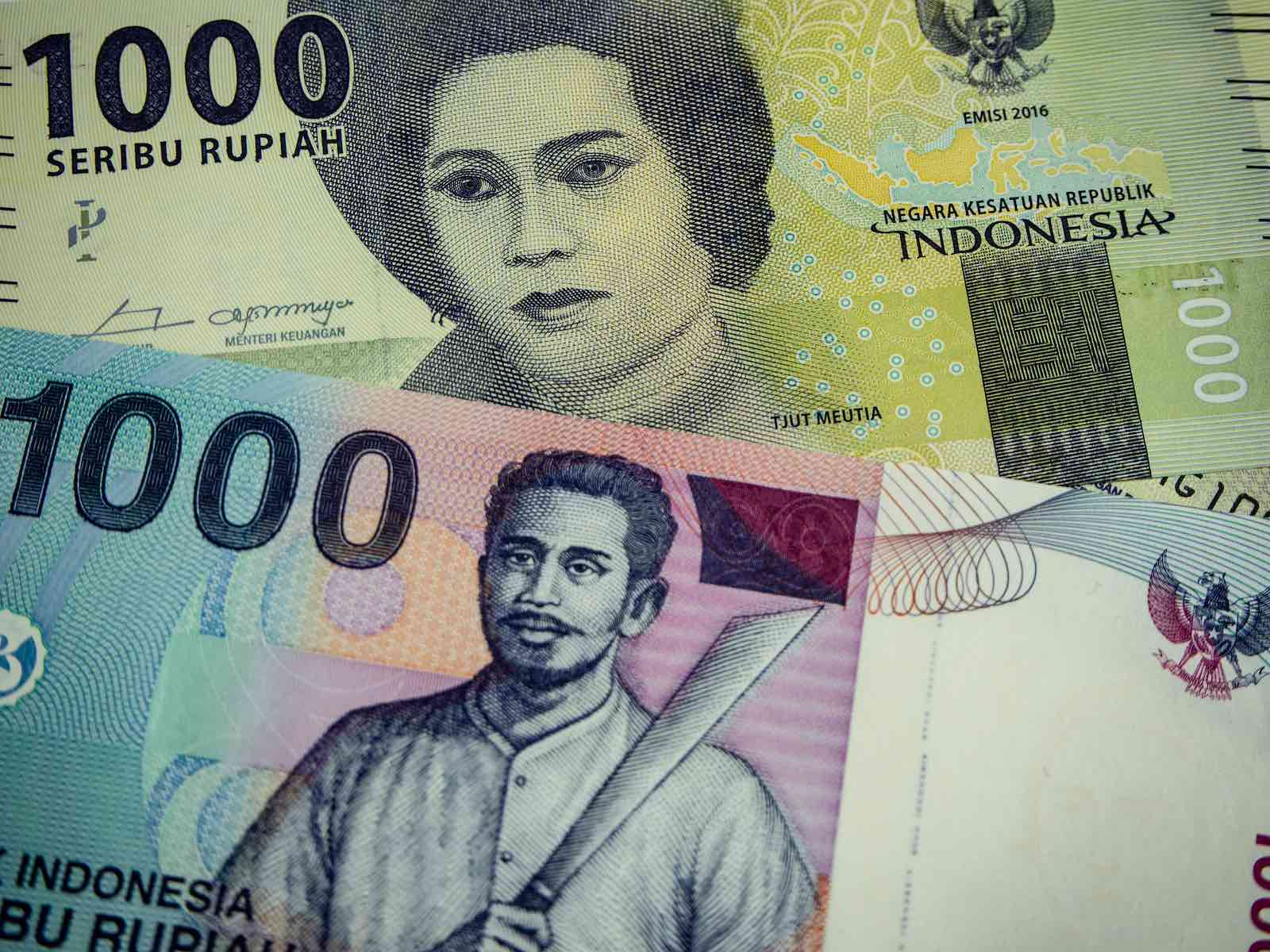 Indonesian rupiah (Forextime.com/Flickr)