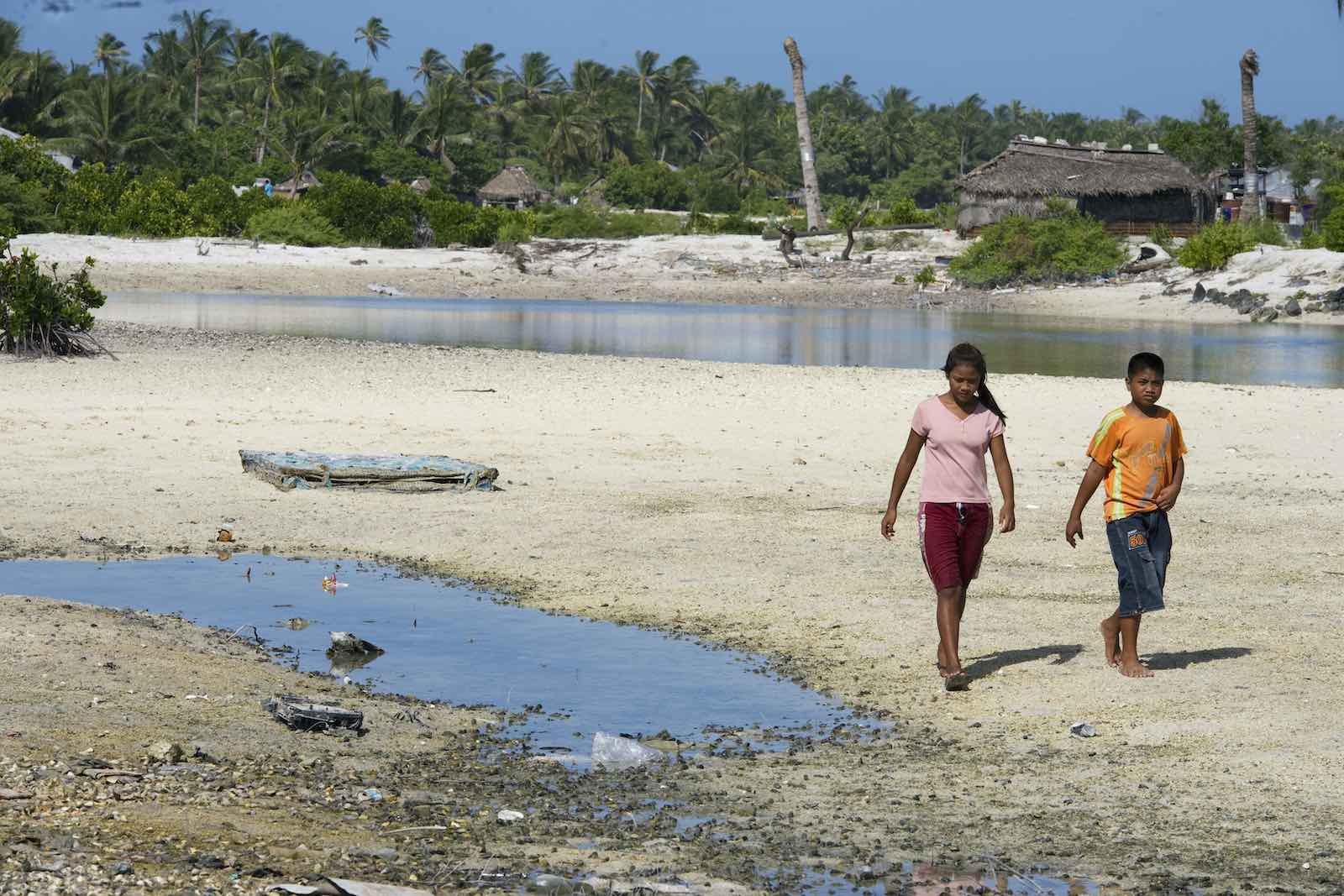 Tebikenikora, Kiribati (Eskinder Debebe/UN Photo)