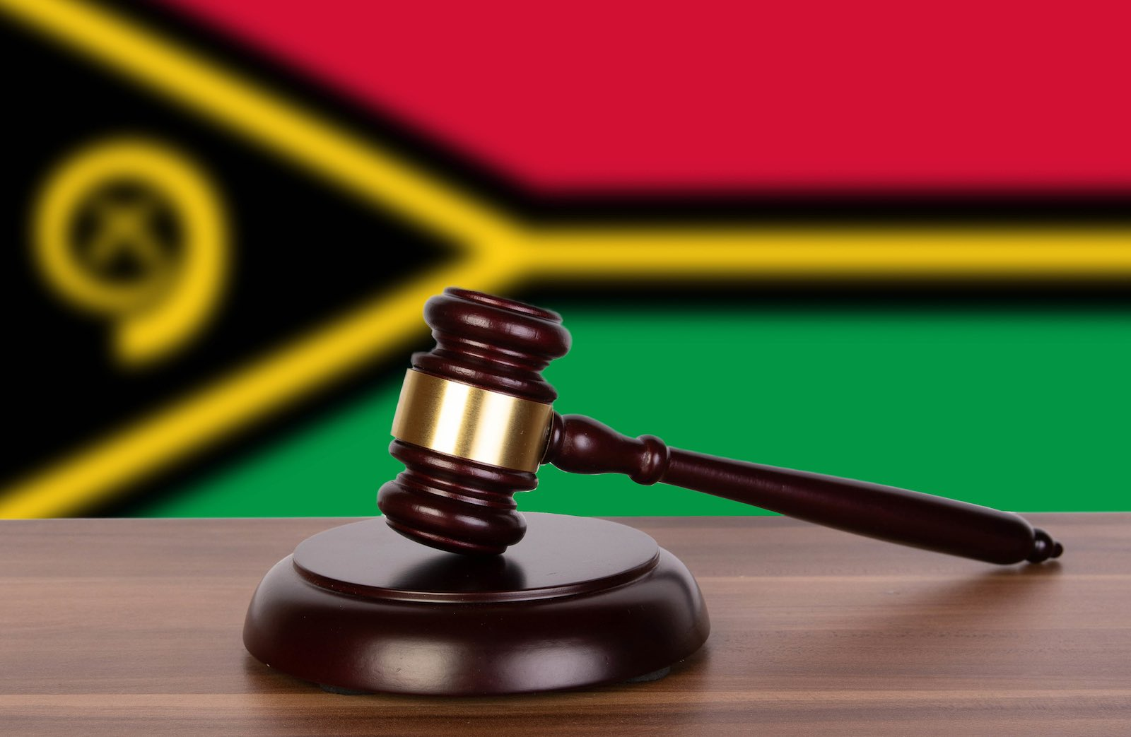 Vanuatu has a new justice (Photo: Marco Verch/Flickr)