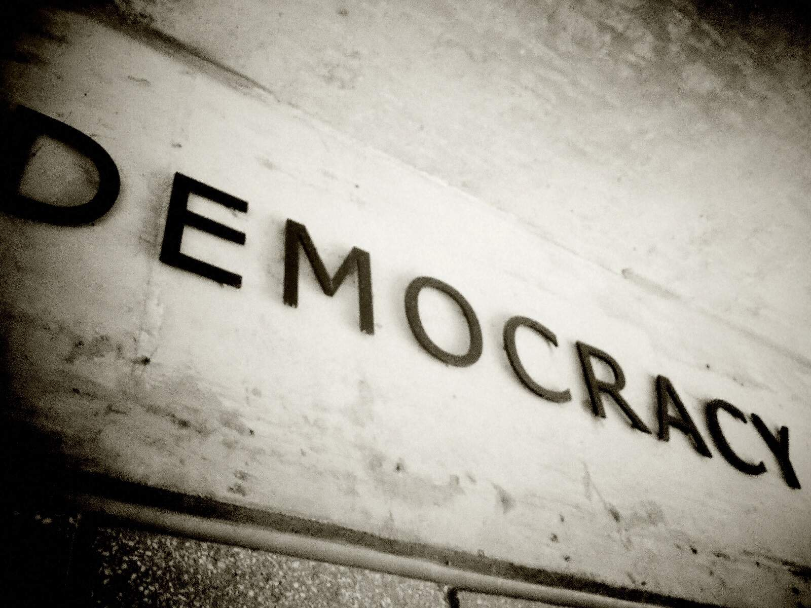 The global retreat of democracy and the advance of autocracy matter to Australia (Matthew/Flickr)